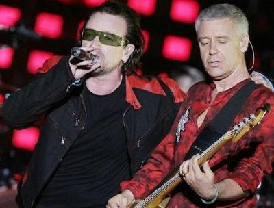 U2 Vertigo Tour à la Géode