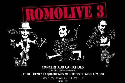 Romolive Sessions