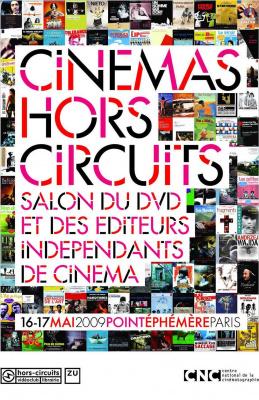 Cinéma Hors Circuits, le Salon du Dvd