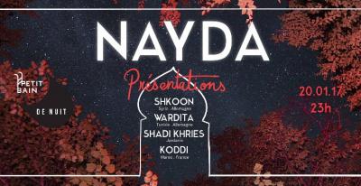 NAYDA : SHKOON + SHADI KHRIES + WARDITA + KODDI