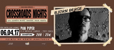 BJORN BERGE – Crossroads Night #4