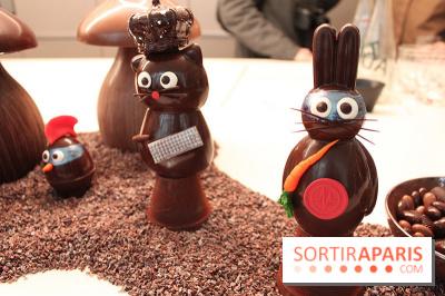 Les chocolats de Pâques 2017 de Christophe Michalak