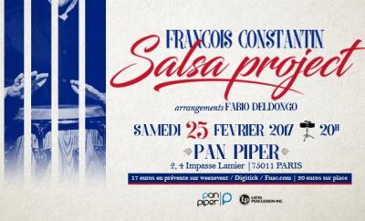 FRANÇOIS CONSTANTIN SALSA PROJECT