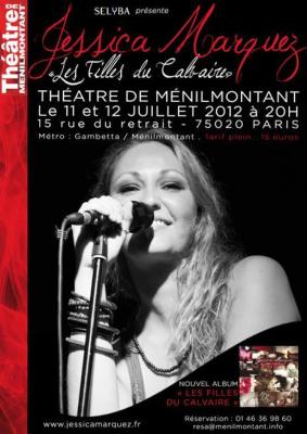 Jessica Marquez - En Concert (Paris)