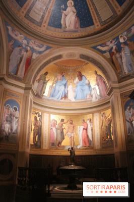 Chapelle des Baptêmes - Eglise Notre Dame de Lorette