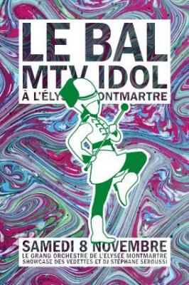 Soirée, Paris, Clubbing, Bal, Elysée Montmartre, Orchestre, Stéphane Seroussi