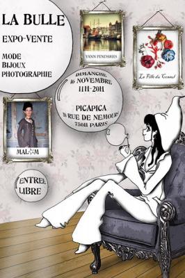 Shopping, Paris, Mode, Vente, Malam, Fille du consul, Yann Pendaries, Pica Pica