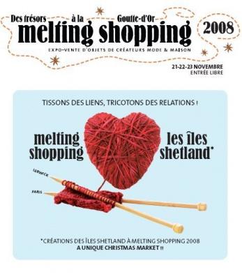 Mode, Paris, Melting Shopping, Goutte d'Or, Marché de Noel