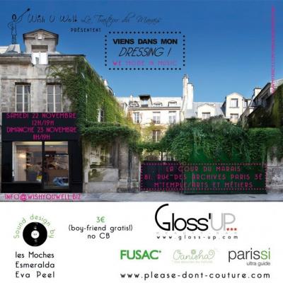 Shpping, Paris, Mode, Viens dans mon dressing