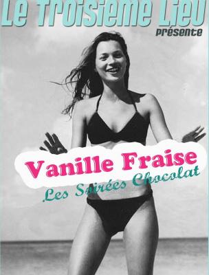 Soirée, Paris, Vanille, Fraise, Chocolat, Troisième Lieu