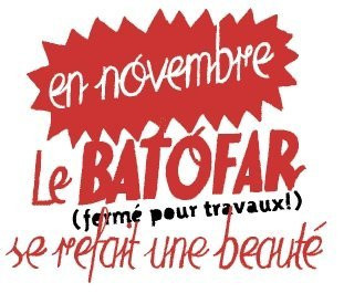 Soirée, Paris, Batofar, Elysée Montmartre, Afrika Bambaataa, Kurtis Blow, Dj Revolution