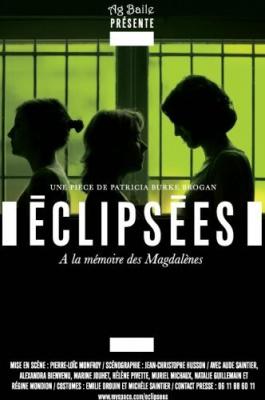 Spectacle, Théâtre, Paris, Eclipsées, Magdalènes, Patricia Burke Brogan, Côté cour