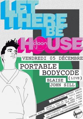 Soirée, Paris, Clubbing, Let there be house, Djoon