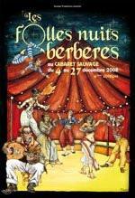 Concert, Paris, Cabaret Sauvage, Folles Nuits Berbères