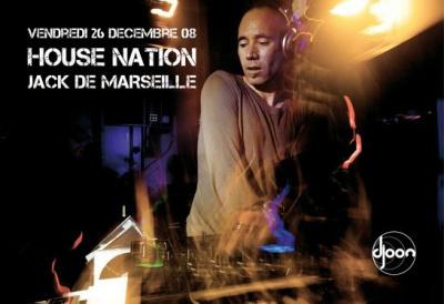 Soirée, Paris, Clubbing, House Nation, Djoon
