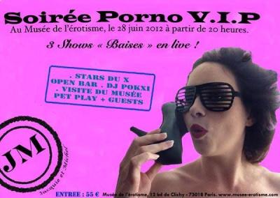 Soirée Porno V.I.P