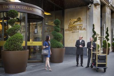 L'Hôtel du collectionneur et le Printemps lancent leur offre Escapade Shopping