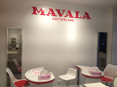 Une boutique institut mavala paris - Boutique loisir creatif paris ...