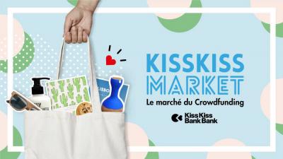 KissKiss Market : le marché du crowdfunding