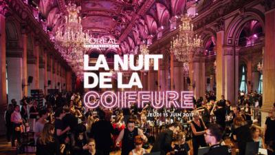 La Nuit de la Coiffure 2017 à l'Hôtel de Ville