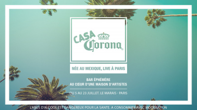 La Casa Corona : quand le Mexique s'invite à Paris