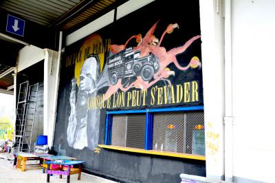 L'Aerosol : le spot tendance des amoureux du street-art