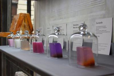 Le comptoir des savonniers du savon artisanal la coupe - Le comptoir des savonniers ...