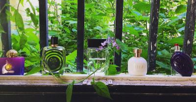 Liquides : Le Bar à Parfums rares