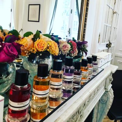Sens unique, la parfumerie de niche intimiste