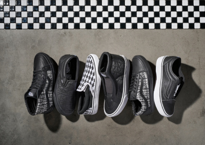 Vans annonce une collection avec Karl Lagerfield