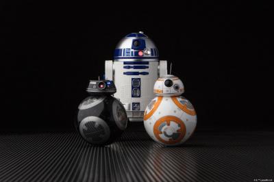 De nouveaux droïdes Star Wars débarquent