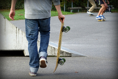 Où faire du skate à Paris ?