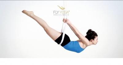 Fly Yoga : Des cours de yoga aérien à Paris
