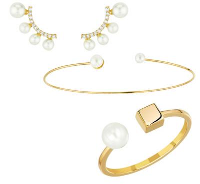 Julien d'Orcel présente sa nouvelle collection de bijoux