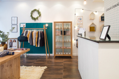 Un Pop-Up store Émoi Émoi débarque à Paris