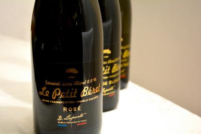 Le Petit Béret : Le vin sans alcool à consommer sans modération