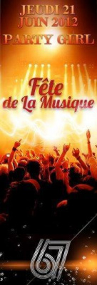 ? Fête de la Musique ? 21 juin 2012