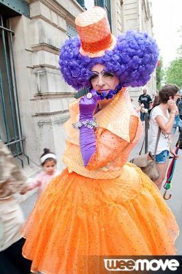 Gay Pride 2011 à Paris