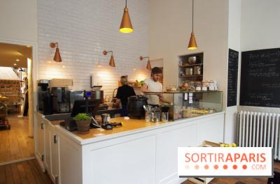 Le Café Smörgås de La Trésorerie à Paris