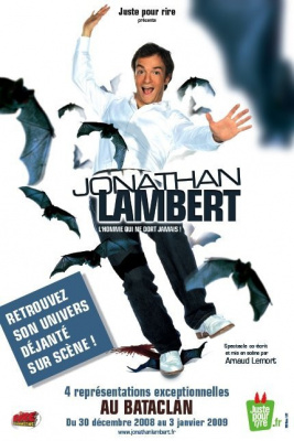 Jonathan Lambert Bataclan 2008