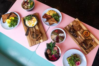 Le restaurant de l'hôtel Grand Amour invite le chef californien Ari Taymor