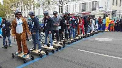 La piste aux Parisiens : partez sur les traces des pilotes du prix Paris ePrix