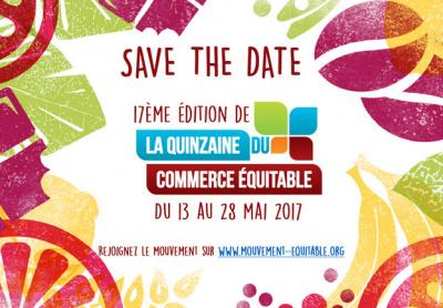 La Quinzaine du Commerce Equitable 2017 à Paris