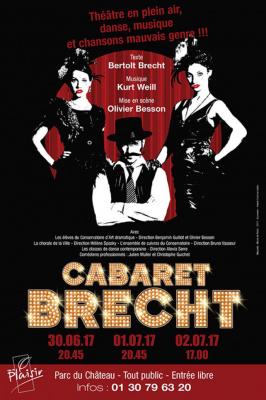 Cabaret-théâtre en plein air à Plaisir