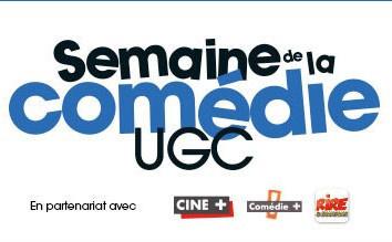 Semaine de la comédie UGC 2017