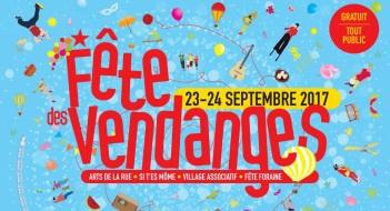 La Fête des Vendanges 2017 à Bagneux