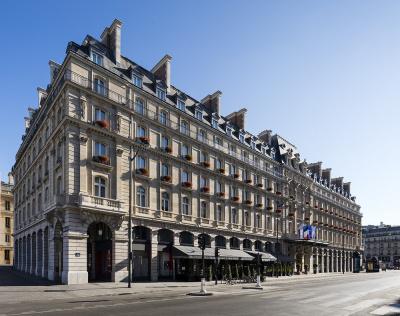 Journées du patrimoine 2017 : le Hilton Paris Opéra vous ouvre ses portes