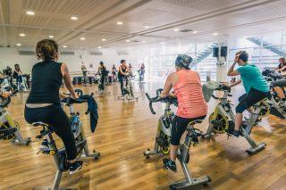 Une semaine de cours de fitness gratuits à l'espace Pailleron !