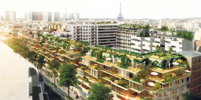 Un nouveau quartier va voir le jour à Paris !