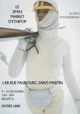 Ethipop Xmas market : le marché des créateurs de mode éthique